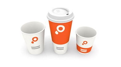 Coffee cups group image