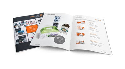 Packaging product catalogue