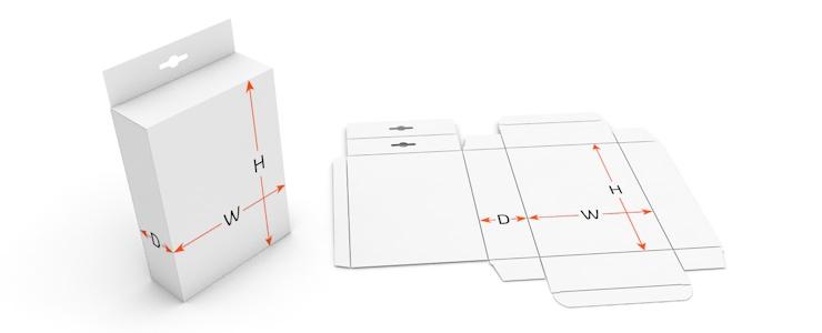Folding Carton With Tuck In Bottom Top Amp Euro Slot Ecma