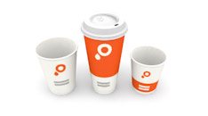 Order Coffee Cups