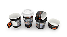 Paper Cup Sample Set