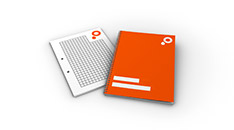 Product image notepads