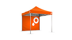Product picture pop-up tent