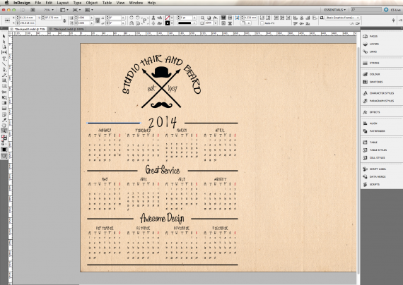 Tutorial: Design your A2 desk pad template » Saxoprint Blog UK
