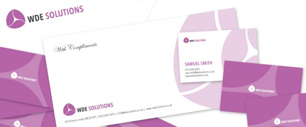 Tutorial: Business Stationery with Pantone Colour