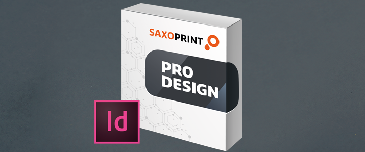 SAXOPRINT<sup>®</sup> pro design Add-on for Adobe InDesign