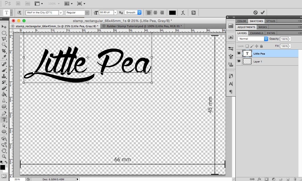 Create personalised rubber stamps in photoshop custom rubber stamp photoshop tutorial 02 reheart Choice Image