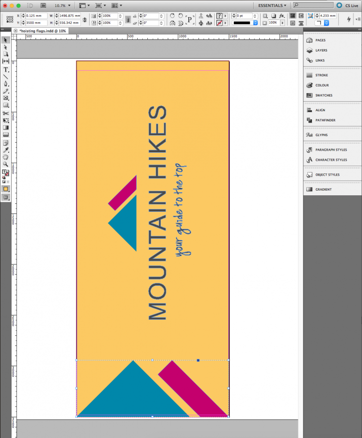 how to create a calendar in indesign