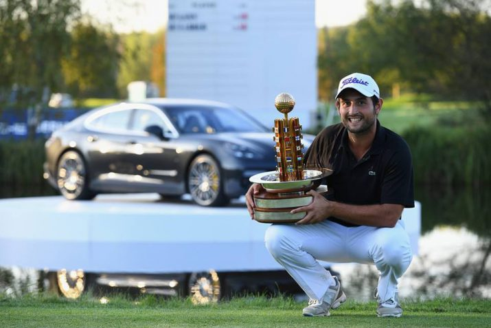 Porsche European Open – SAXOPRINT's first time at the golf course (2)