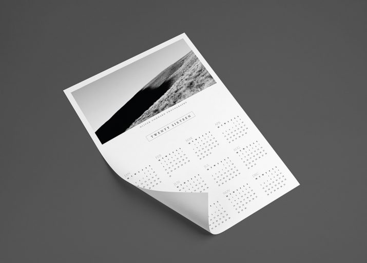 Creative calendar designs for 2017 (31)