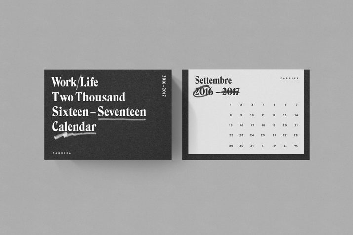 Creative calendar designs for 2017 (7)