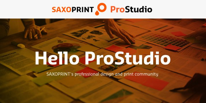 Interview with Drew Selman / SAXOPRINT ProStudio for Designers (Banner)