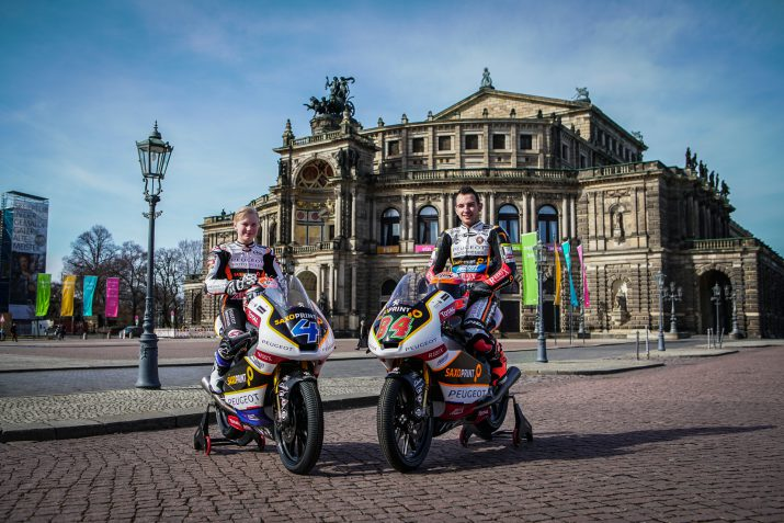 Peugeot Motocycles SAXOPRINT Team Presentation 2017 (8)