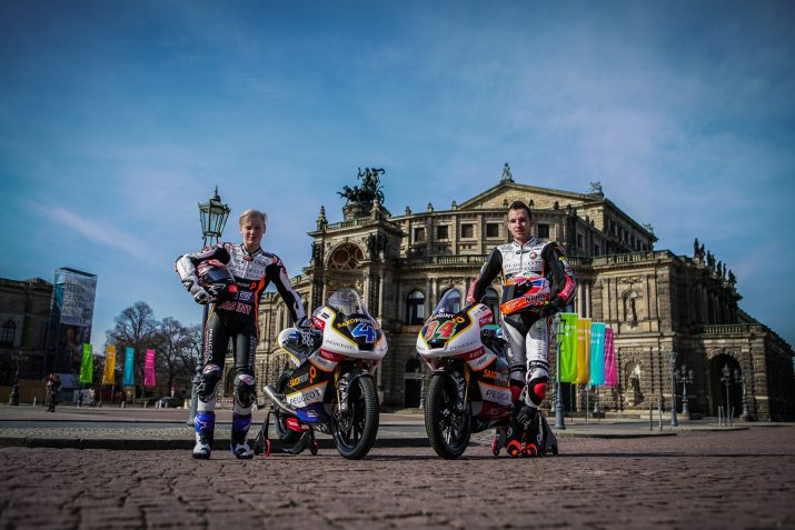 Peugeot Motocycles SAXOPRINT Team Presentation 2017 (9)