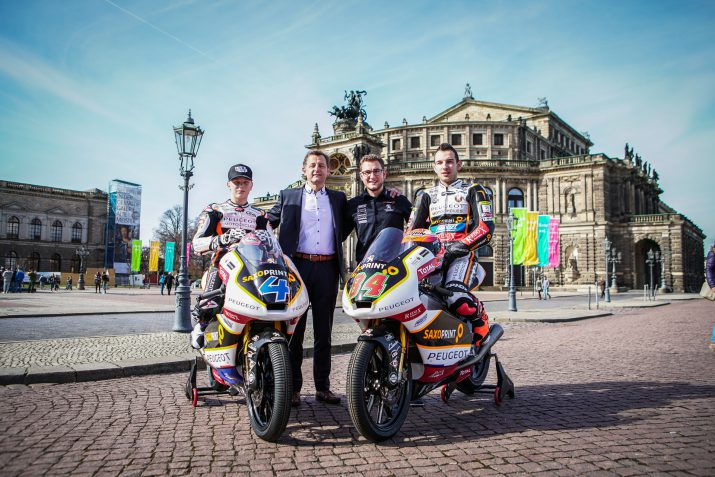 Peugeot Motocycles SAXOPRINT Team Presentation 2017 (11)