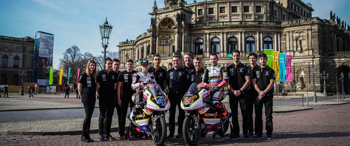 Moto3™ team starts the 2017 season