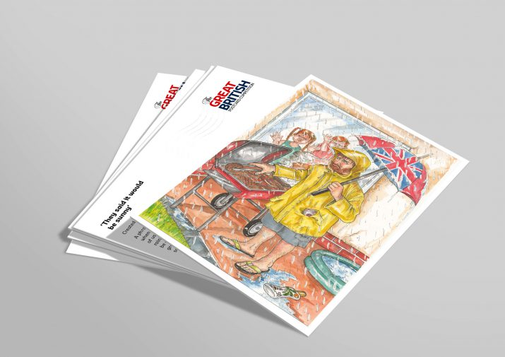 The Great British Postcard Competition Awards