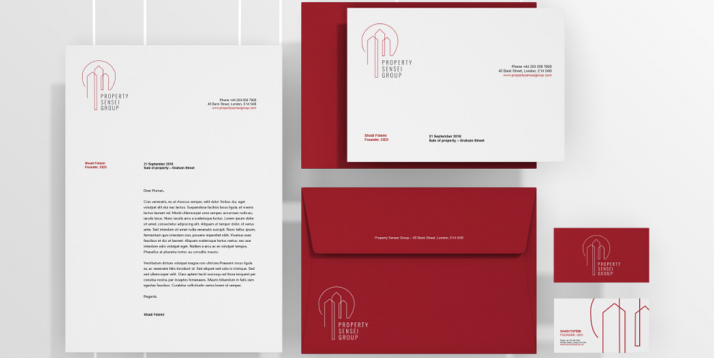 Creative letterhead designs for 2019 (18)